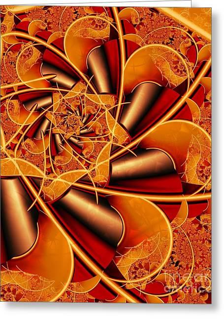 Autumn Spice Greeting Card