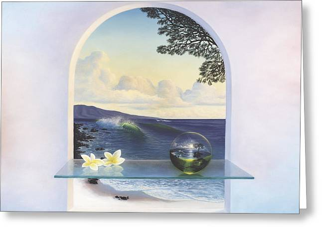 Avalon Greeting Card