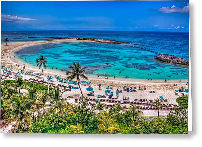 Bahamas. Nassau Greeting Card