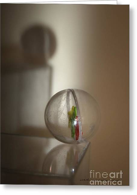 Balance Greeting Card by Vicki Ferrari Photography