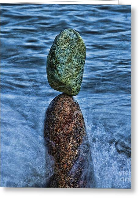 Balancing Greeting Card