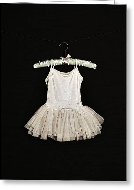 Ballet Dress Greeting Card