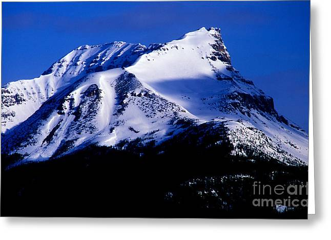 Banff National Park Scenic Landscape 2 Greeting Card by Terry Elniski