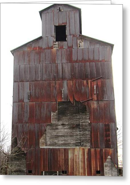 Barn 34 Greeting Card by Todd Sherlock