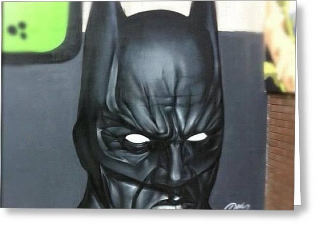 #batman By #jodyt During Greeting Card