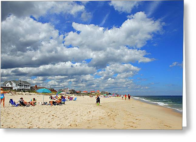 Beautiful Jersey Shore Greeting Card