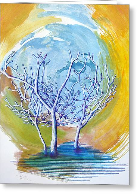 Beautiful On Purpose Greeting Card