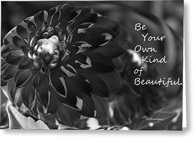 Beautiful Greeting Card by Teresa Blanton