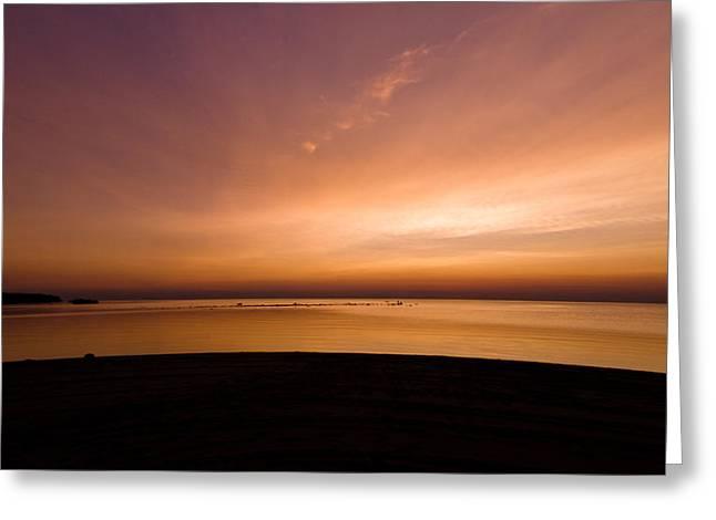 Greeting Card featuring the photograph Beautiful Universe by Jason Naudi Photography