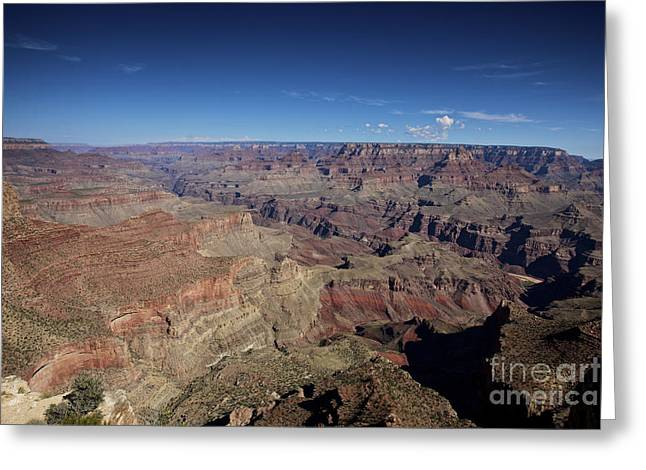 Beautiful Vista At Powell Point, Grand Greeting Card by Terry Moore