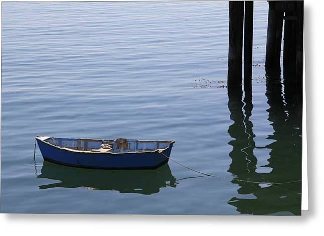 Greeting Card featuring the photograph Beauty In Simplicity by Jan Cipolla