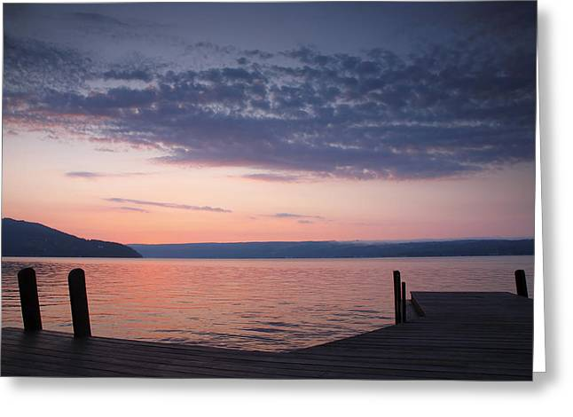 Before The Dawn I Greeting Card by Steven Ainsworth