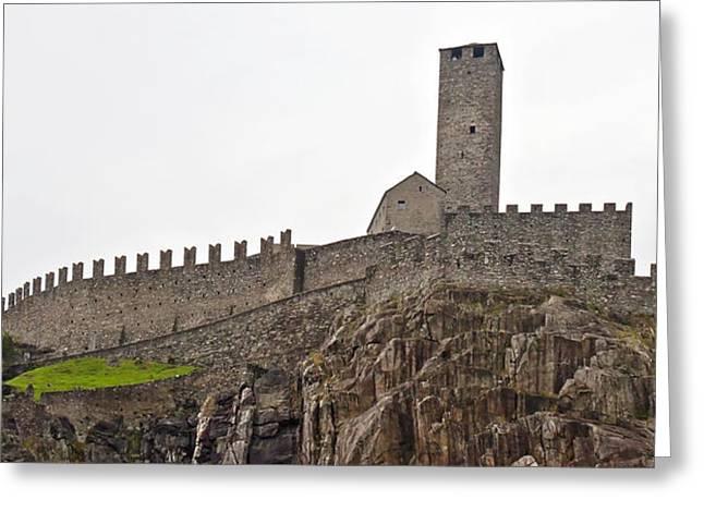 Bellinzona - Ticino Greeting Card