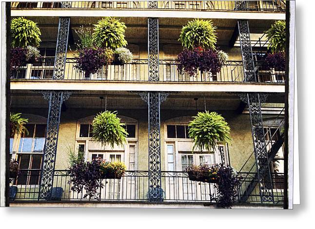 Bienville House Greeting Card