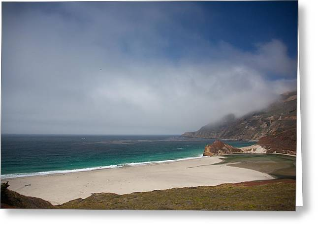 Big Sur Greeting Card by Ralf Kaiser