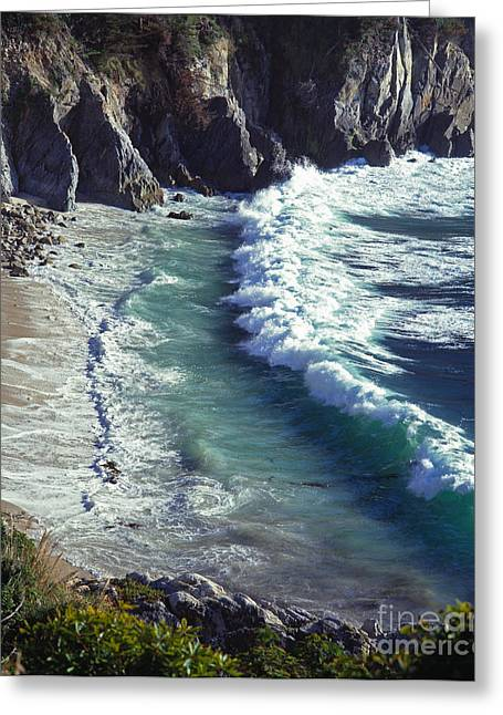 Big-sur-t17-1 Greeting Card by Craig Lovell