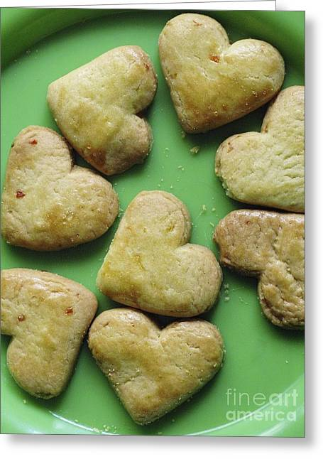 Bisquits Greeting Card