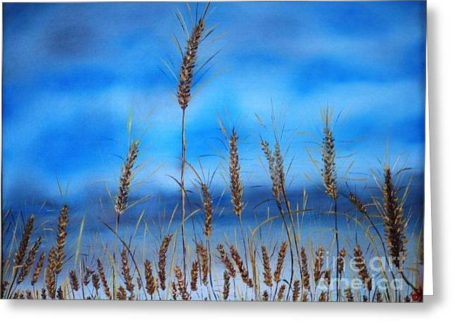 Blessed Seeds Collection-  Greeting Card