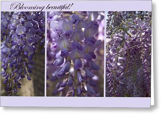 Blooming Beautiful Greeting Card
