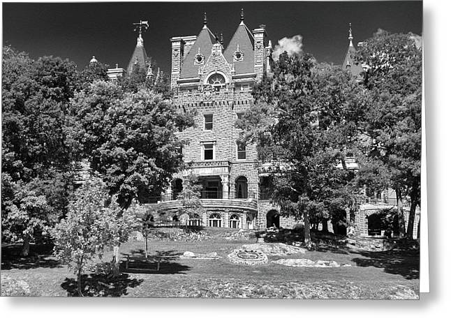 Boldt Castle 0152 Greeting Card