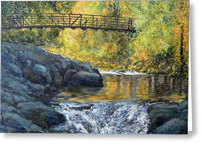 Boulder Creek Greeting Card