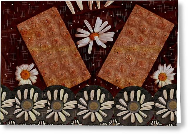Bread And Summer Greeting Card by Pepita Selles