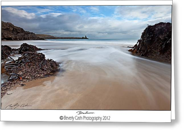 Broadhaven Greeting Card