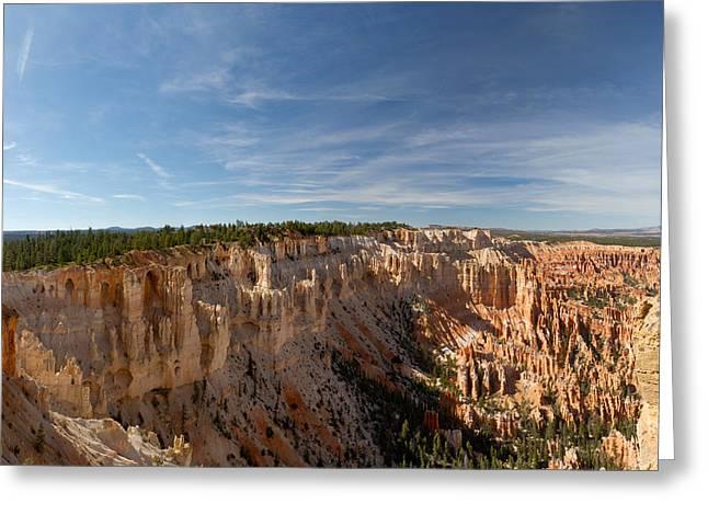 Bryce Canyon 01 Greeting Card by John Appleby