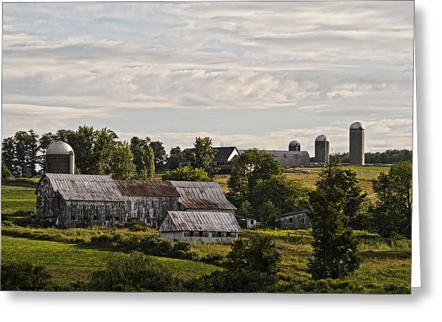 Cadis Farm Greeting Card