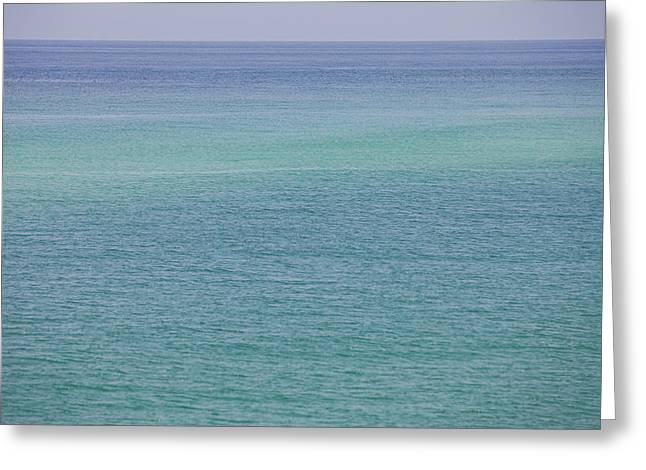 Calm Waters Greeting Card by Toni Hopper