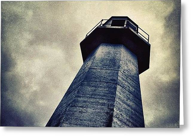 Cape Spear, Newfoundland Lighthouse Greeting Card by Christopher Campbell