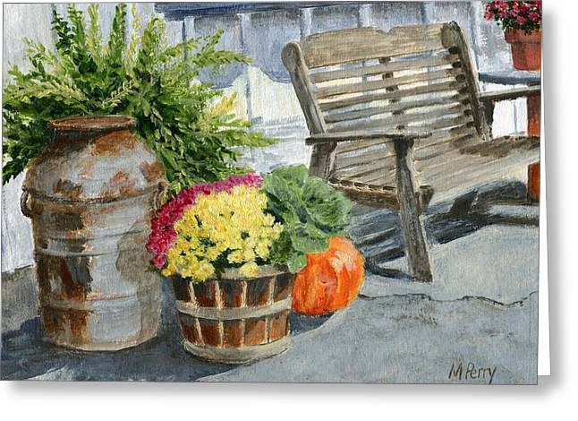 Carversville General Store Greeting Card