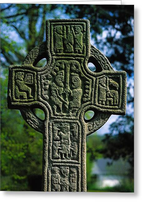 Castledermot, Co Kildare, Ireland North Greeting Card