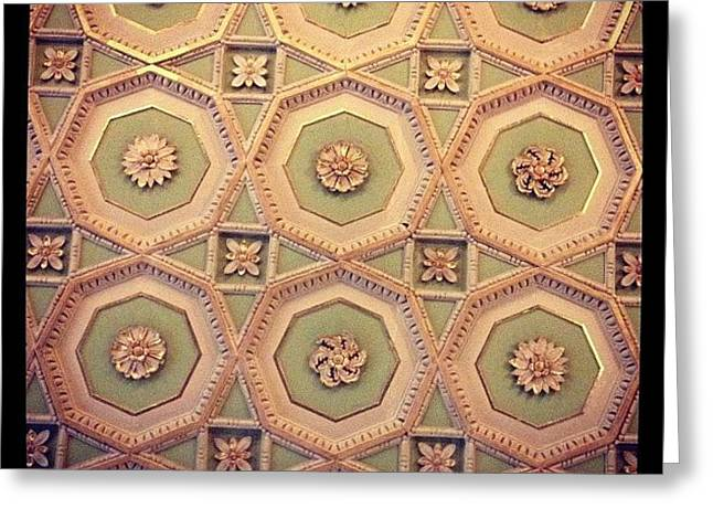 Ceiling Greeting Card