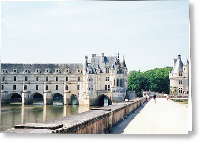 Chateau Chenonceau Greeting Card