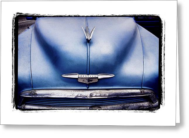 Chevrolet  Greeting Card by Mauro Celotti