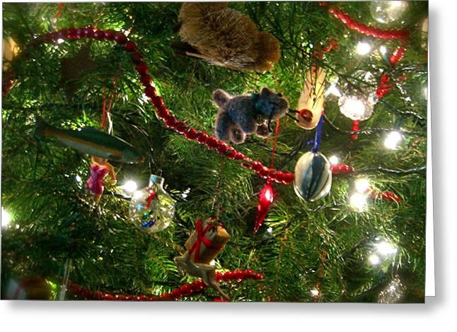 Christmas Greeting Card by Jon Berry OsoPorto
