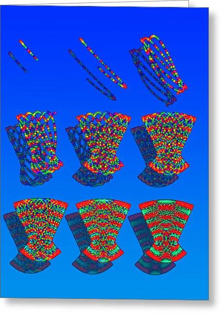 Classical And Quantum Physics Greeting Card by Eric Heller