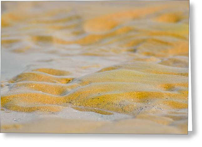 Coastal Abstract Greeting Card