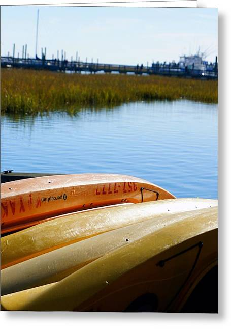 Coastal Life Greeting Card