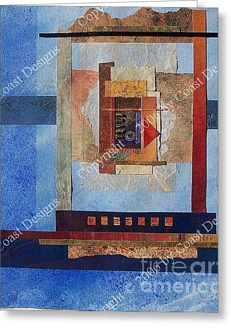 Collage 5 Greeting Card