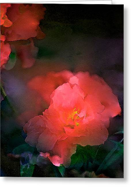 Color 114 Greeting Card by Pamela Cooper