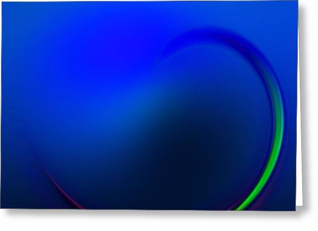 Colors 08 Greeting Card by Li   van Saathoff