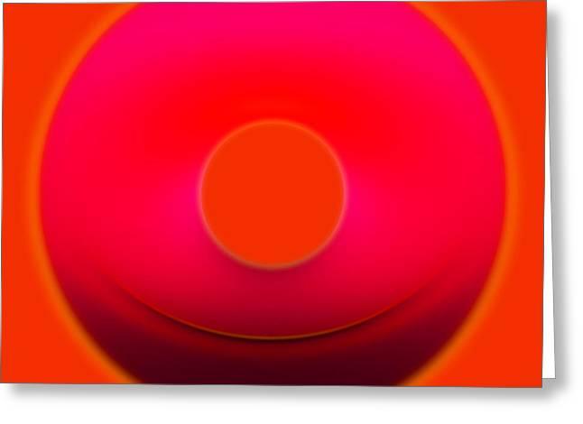 Colors 09 Greeting Card by Li   van Saathoff