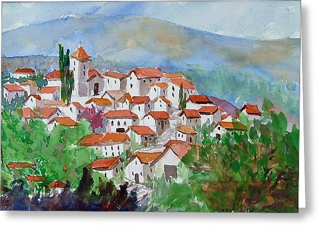 Comares Greeting Card