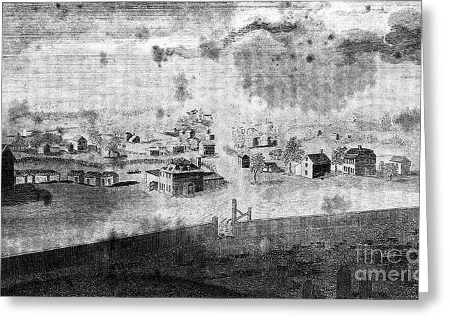 Concord, 1776 Greeting Card by Granger