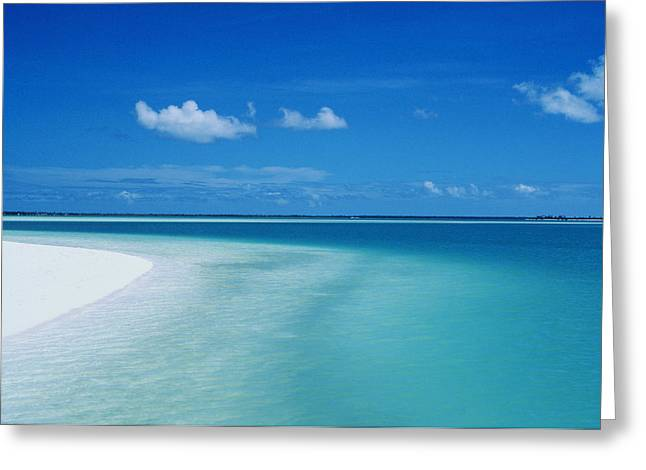 Cook Islands Greeting Card