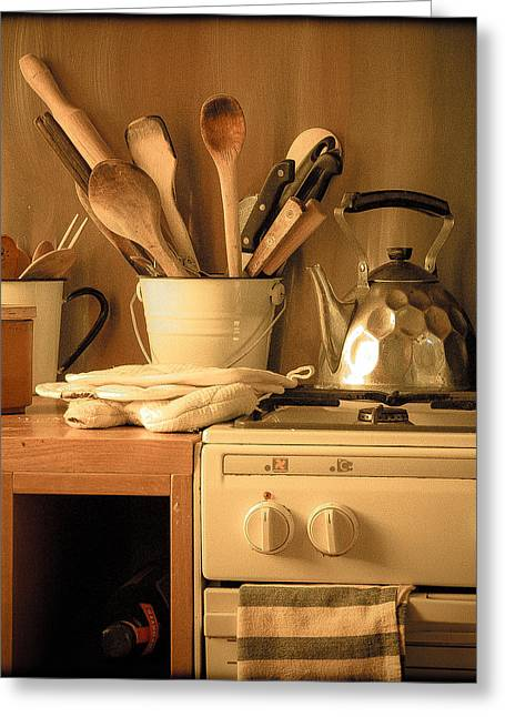 Athens, Greece - Cook's Tools Greeting Card