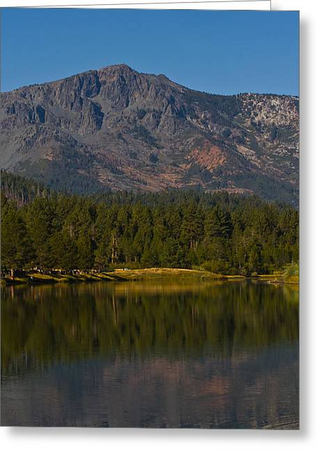 Cool September Days Greeting Card by Mitch Shindelbower