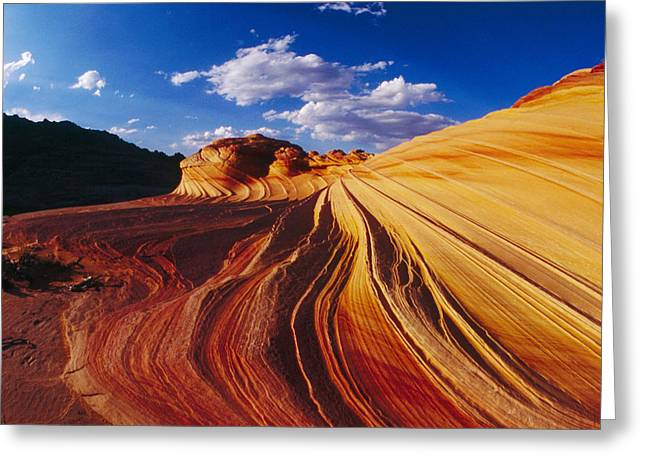 Coyote Buttes Greeting Card